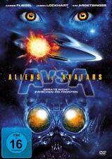 Aliens vs Avatars - Gerate nicht zwischen die Fronten ( Sci-Fi )- Cassie Fliegel