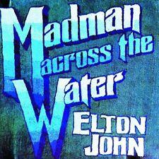 ELTON JOHN CD  - MADMAN ACROSS THE WATER [REMASTERED](1996) - NEW UNOPENED