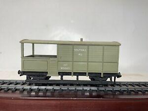 Hornby Dublo OO Ho 2 Rail Scale Model Trains Boxcar Wagon Train Car Southall RU