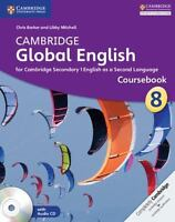 Cambridge Global English by Libby Mitchell and Chris Barker (2014, CD /...