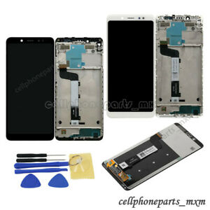 For Xiaomi Redmi Note 5 Pro LCD Display Touch Screen Digitizer Assembly+Tool Kit