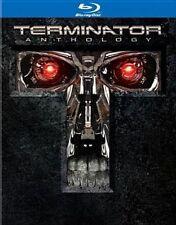 Terminator Anthology 0883929265077 With Arno Schwarzenegger Blu-ray Region a