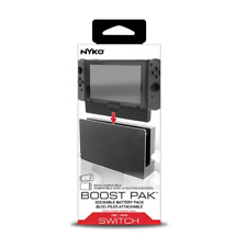 Nyko Boost Pak For Nintendo Switch NEW