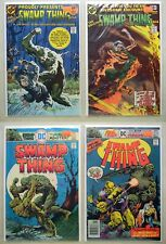 Swamp Thing #20 24 DC Special Series #2 $50.00 LOT 7.0/8.0 WRIGHTSON r-#1 2 3 4
