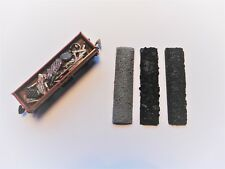 Z Gauge 4 Different wagon loads  for Marklin low sided wagons (pro painted resin