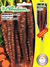 N.L.Chrestensen Möhre Purple Haze  Urmöhre Samen Karotten Gärtnerqualität 40521
