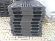 10 x Kunststoffpaletten 130x110x12 cm