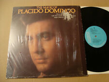 UNPLAYED* PLACIDO DOMINGO The Magic of - LP Camden CDS 1209
