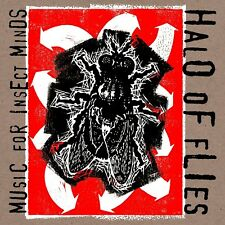 HALO OF FLIES - MUSIC FOR INSECT MINDS  2 VINYL LP NEU