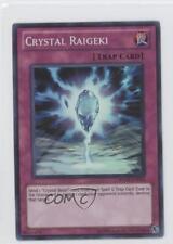 2012 Yu-Gi-Oh! Ra Yellow Mega-Pack Base Unlimited RYMP-EN055 Crystal Raigeki 0e1