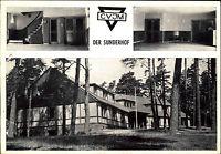 EMMELNDORF b. Hittfeld Lkr. Harburg CVJM Schulungsheim AK 1958 alte Postkarte