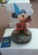 ** RARE ** Fantasia 2000 Mickie Figurine from WDW in the year 2001!