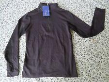 New listing EIS Equi Cool Riding Shirt Mesh Insert Black  Youth XL