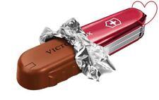Milk Chocolate Hazelnut Novelty Swiss Knife Stocking Filler