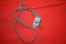 Austin Healey Bug Eye Sprite Original Dimmer Switch and Bracket
