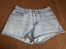Crest Ladies Denim Shorts size 11