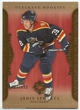 06/07 UD ULTIMATE COLLECTION ROOKIES RC #76 Janis Sprukts #467/699