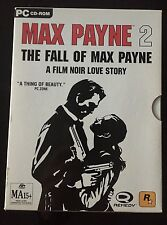 PC Game Max Payne 2 The Fall Of Max Payne  'A Master Piece Of Gaming'