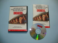 Sneakers (DVD, 1998, Widescreen)