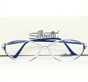 Silhouette Eyeglasses Frame 1875 00 6105 53-16-135 without case
