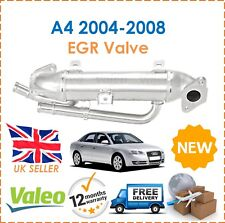 For Audi A4 Avant Convertible Valeo EGR Cooler Exhaust Gas Recirculation New