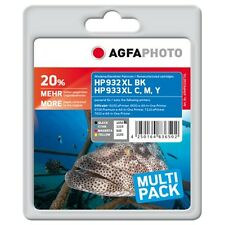 APHP932SETXL-C2P42AE CARTUCCE RIGENERATE AGFAPHOTO PER HP OFFICEJET 7110