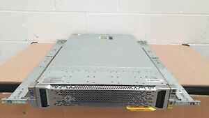HP StoreVirtual 4730 22.5TB (25x 900GB 10K) 10GbE iSCSI SAN Storage Array B7E28A