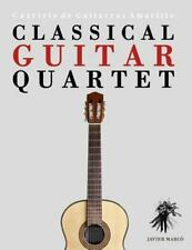 Classical Guitar Quartet : Cuarteto de Guitarras Amarillo by Javier Marcó...