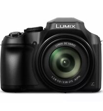 PANASONIC Lumix DC-FZ82EB-K Bridge Camera - Black NEW