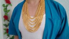 Markenlose 50-59.99 cm Modeschmuck-Halsketten & -Anhänger aus Stein