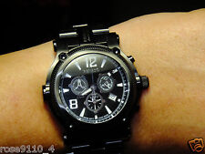 New Mens Renato Beast X Limited Chronograph Interchangeable Bracelet Watch LTD