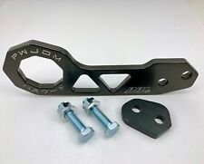 (Black) Password JDM Rear Tow Hook Honda Civic/Acura Integra. USA Seller!!