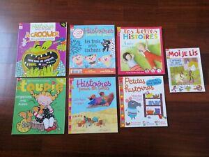 Libri per bambini in francese - Storie in francese - LEGGERE DESCRIZIONE