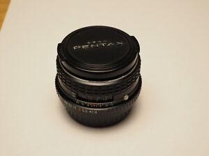 SMC Pentax-M 35mm f2.8 lens