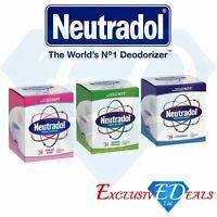 3 x Neutradol Gel Odour Destroyer Original Super Fresh Last 90 Days (Pack of 3)
