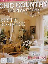 Chic Country Inspirations Magazine No. 2 - 20% Bulk Magazine Discount