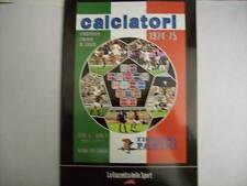 ALBUM FIGURINE CALCIATORI 1974-75 PANINI GAZZETTA DELLO SPORT ( n6-2 )