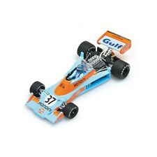 1:43 Tyrrell Ford 007 Rossi 1976 1/43 • MINICHAMPS 400760037 #