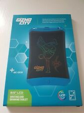 GIZMO CITY 8.5 LCD WRITING AND DRAWING TABLET * BRAND NEW