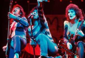 Sensational Alex Harvey Band Perform London 1975 MUSIC OLD PHOTO 3