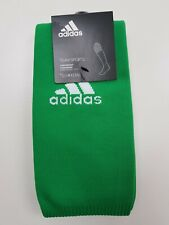 Adidas - Climacool - Formotion - Techfit Team Socks - Green / White - Size 4 - 6