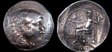 Eastern Celts, Imitating Alexander Iii The Great, King of Macedon,Ar Tetradrachm