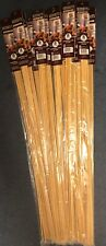 Hershey Bamboo Marshmallow/ Smores Sticks 31 in. 18 packs of 8 Skewers 144 pcs