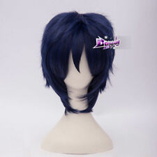 9 Colors 30cm Short Hair Heat Resistant Basic Wigs Fashion Anime Cosplay Wig