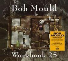 Workbook [25th Anniversary Edition] by Bob Mould (CD, Apr-2015, 2 Discs,...