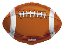 """Balloon 18"""" Football Mylar Foil Party Sports Decorations Supplies Gifts Games"""