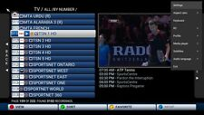 IPTV SUBSCRIPTION 1 MONTH | US/ CA/ UK/ SP/ NL/ IT/ AR | MAG| ANDROID| SMART TV
