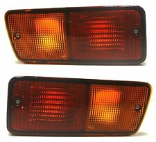 PARACHOQUES Trasero Cola Luces y Lámpara Izquierda + Derecha Set sirve para Nissan Patrol Gr 1986-2010