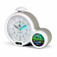 Claessens 'Kids Clock-pédagogique Des Enfants Réveil-Enfants Réveil, gris