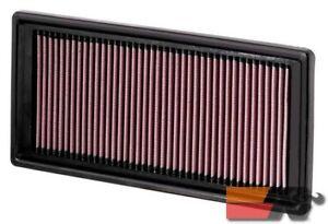 K&N Replacement Air Filter For CITROEN C5 2.0L-L4 DSL 2005 33-2928